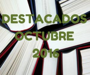 Publicaciones Destacadas de Octubre