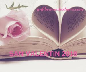 10 Lecturas Para Regalar en San Valentín 2018
